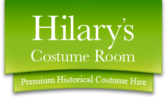 Hilary's Costume Room - Premium Historical Costume Hire